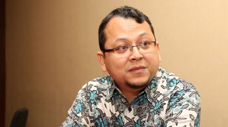 Dr Berry Juliandi, SSi, MSi, NAIST Alumni was elected as Dean of the Faculty of Math and Natural Sciences, IPB-University